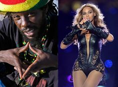 Is Beyoncé messing up the Rasta Holy Trinity sign?