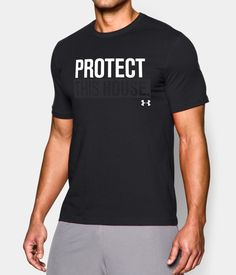 Men's UA PTH® T-Shirt. Protect This House.