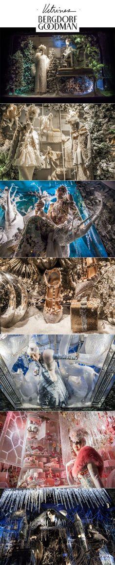 """Nossa! Comi bola não postei essas imagens lindas das vitrines de Natal da loja de departamento mais legal de NY, a Bergdorf Goodman.Nossa colaboradora Drielly S. tinha enviado no fim do ano e, na correria, esqueci de postar. Hunf! Mas como achei lindas demais, mesmo com atraso, aqui vão! Sempre há o maior buxixo na noite de estreia das famosas vitrines, que mudam de tempos em tempos, e sempre surpreendem pelo """"exagero"""" (positivo) das cenografias. As mais esperadas são essas, que comemoram ..."""