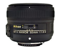 photo-video: Nikon AF-S Nikkor 50mm f/1.8G Lens for NIKON DSLR (BLACK) - *BRAND NEW* #Camera - Nikon AF-S Nikkor 50mm f/1.8G Lens for NIKON DSLR (BLACK) - *BRAND NEW*...