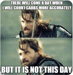"""Overprotective Father Aragorn - Funny memes that """"GET IT"""" and want you to too. Get the latest funniest memes and keep up what is going on in the meme-o-sphere. Diabetes Memes, Type 1 Diabetes, Diabetes Food, Diabetes Recipes, Hilarious, Funny Stuff, Funny Things, Stupid Stuff, Jokes"""