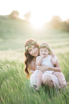Can these two be any more beautiful?! I love capturing sweet mommy moments especially at this age! They grow so quickly and it's always so special to capture ...
