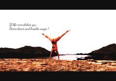 My Beach Yoga #Dance & #Breathe  <3