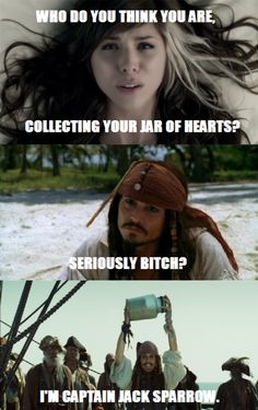 I'm Captain Jack Sparrow Captain Jack Sparrow, Jack Sparrow Funny, Jack Sparrow Quotes, Movies Quotes, Movie Memes, Stupid Funny Memes, The Funny, Funny Tweets, Funny Quotes