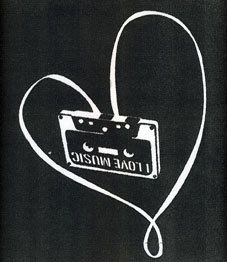 I love old school. My Favorite Music, Drawing, Music Lovers, Music Is Life, True Stories, Let It Be, Songs, Notes Design, Rock
