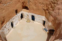 Matmata village, Tunisia | 27 Absolutely Stunning Underground Homes. Star wars-like!!