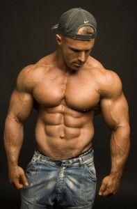 lean bodybuilder