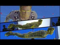 "CGI VFX Breakdown 1080P HD: ""Green Lantern"" by PeanutFX"