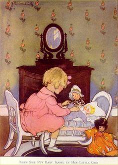 estoriasdacarochinha: illustration by Hattie L. Price by...   Art Deco   Bloglovin'