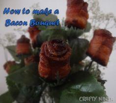 Bacon Rose Tutorial