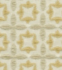 Home Decor 8''x 8'' Fabric Swatch Upholstery Fabric- Waverly Stardust Pumice, , hi-res