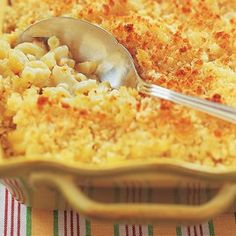 Reduced Fat Mac and Cheese...it's a Cook's Country Recipe, so it has to be good!