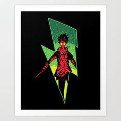The Boy Who Lived Art Print by MeleeNinja - $14.56