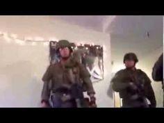 Raw Footage: Massive SWAT Raid on CT College Over Plastic Sword