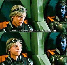 Quicksilver, X-Men Apocalypse