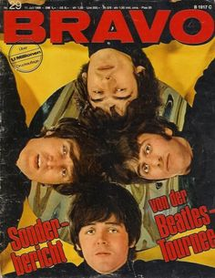 Beatles on Bravo.  Love this photo shoot!