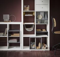 Preciously Me blog : Ikea 2017 New Collection. Kallax new dividers and organizers