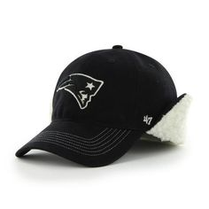 New England #Patriots 47 Brand Franchise Fitted Trapper #Baseball Hat Medium from $16.99