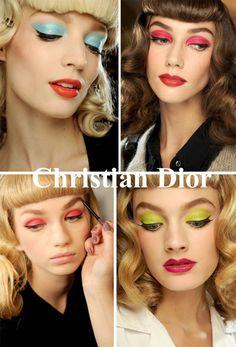 Monroe Misfit Makeup | Christian Dior
