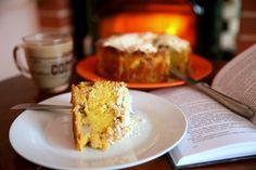 Drobenkový koláč s hruškami - http://receptydetem.cz/drobenkovy-kolac-s-hruskami/