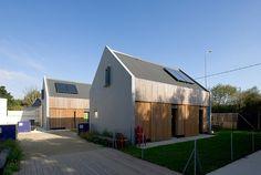 9 LOGEMENTS INDIVIDUELS - Jacques Boucheton Architecte JBA Nantes