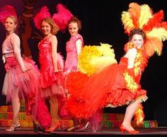 Seussical the Musical – Set and