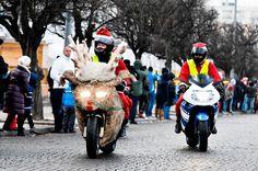Mikołaje na Motocyklach 2012 / Santa Clauses on Motorcycles 2012 | #gdansk #santaclaus #christmas #xmas #motorcycle
