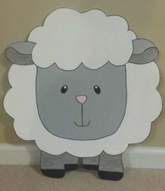 ONE 2ft Farm Barnyard animal cutouts Birthday by supercutecutouts