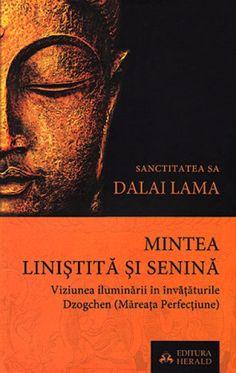 Viziunea iluminarii in invataturile Dzogchen (Mareata Perfectiune) Dalai Lama, Lhasa, Santa Barbara, Buddhism, My Books, Inspirational Quotes, Reading, Movies, Movie Posters