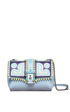 11a4cea62d24 Carine Chain Shoulder Bag by Paula Cademartori - Moda Operandi Paula  Cademartori