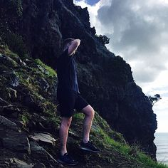 """Lion Rock"" - Sam Smith in New Zealand"