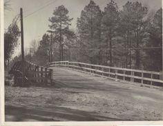 Vintage Bridges | Vintage Photographs of El Dorado, Arkansas