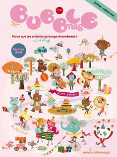 Edition nationale - Bubblemag