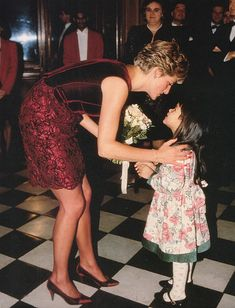 The traits of a Gentleman: Compassion Diana, Princess of Wales