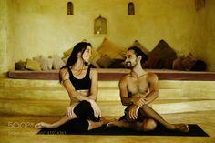 Love, connection, yoga