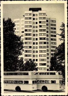 Wilmersdorf Grunewald, Das Hochhaus am Roseneck  #Berlin