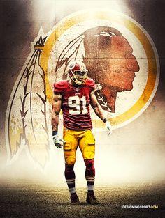 Ryan Kerrigan, Washington Redskins