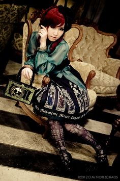 Dearest Possession ~~ For more:  - ✯ http://www.pinterest.com/PinFantasy/lifestyles-~-lolita-style-fashion-and-fantasy/
