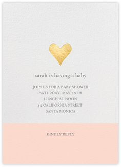 8 Best Anna S Baby Shower Images On Pinterest Paperless Post