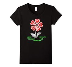 Women's STEAM Flower STEM Science Engineering Art T-Shirt... https://www.amazon.com/dp/B06XN6DJ54/ref=cm_sw_r_pi_dp_x_Gg8TybTH3A802
