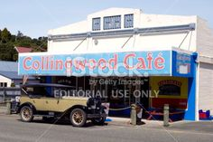 Collingwood Cafe, Golden Bay, Tasman Region, New Zealand Royalty Free Stock Photo Image Now, New Image, Small Towns, Editorial Photography, Celebrity Photos, New Zealand, Royalty Free Stock Photos, News, Heart