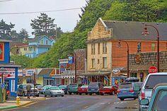 I love Newport, Oregon!