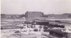 Start bouw In de Boogaard 1962