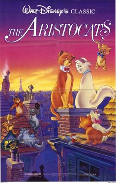 """Aristocats-""""Everybody, everybody wants to be a CAT!"""""""