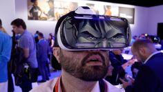 Samsung Gear VR, um headset para realidade virtual imersiva