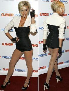 bolero jacket and corset