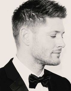 Jensen Ackles Hair- maybe for my next cut