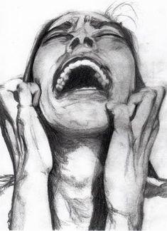 Image result for anger emotion art