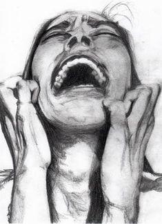 Image result for anger emotion art