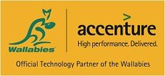 Accenture: Official Technology Partner of the Wallabies